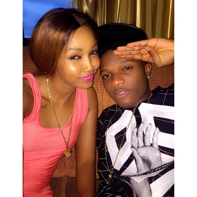 huddah 2 - Photos Of Your Favorite Kenyan Socialites Before The Fame And Money