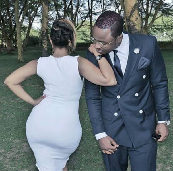 Avril Ommy - Meet The 5 Kenyan Celebrities With The Biggest Bambams