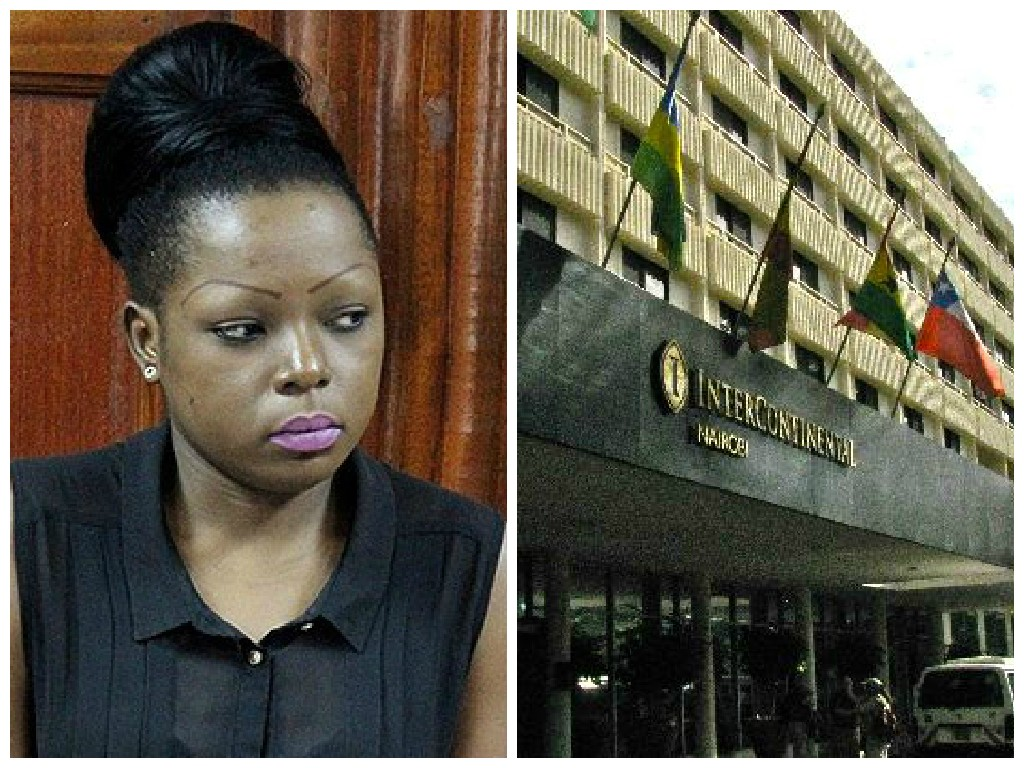 Laura Oyier Ogolla fails to pay hotel intercontinental 230k bill 1024x768 - Alijua hajui! This is what Laura Oyier, the serial defaulter has been up to (Photos)