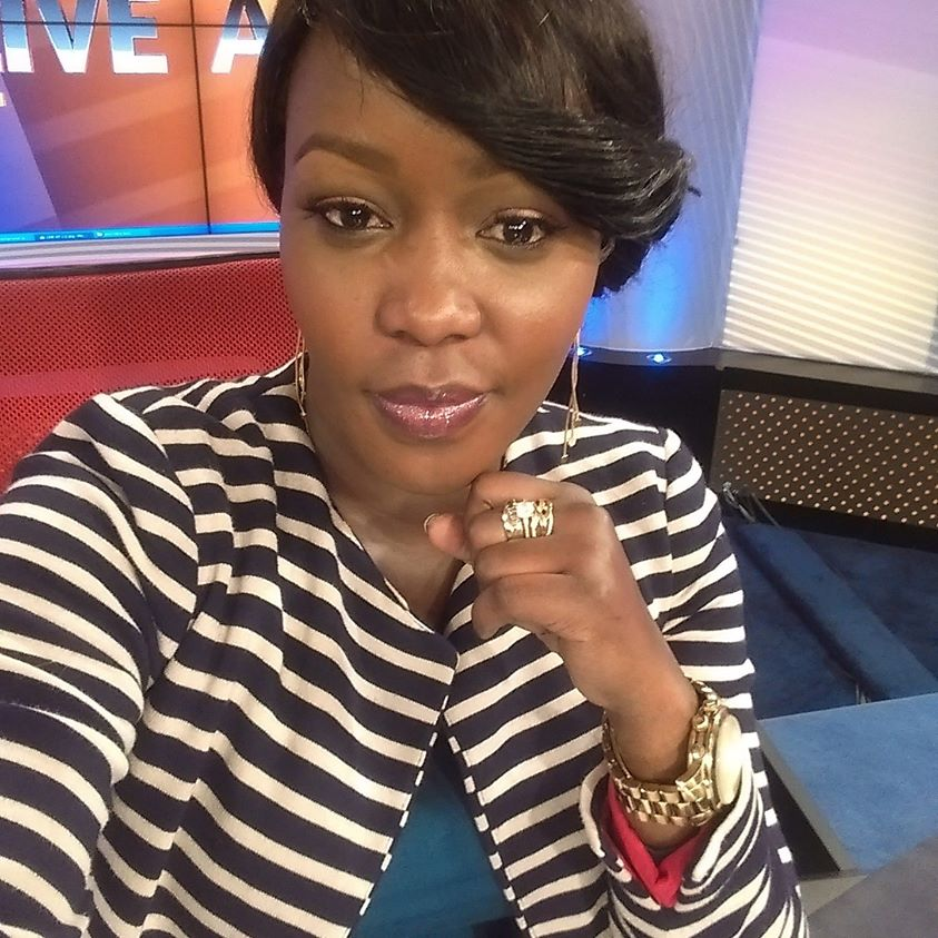 Terry Anne Chebet - From Lilian Muli To Lulu Hassan: Favorite TV Anchors With Their Children