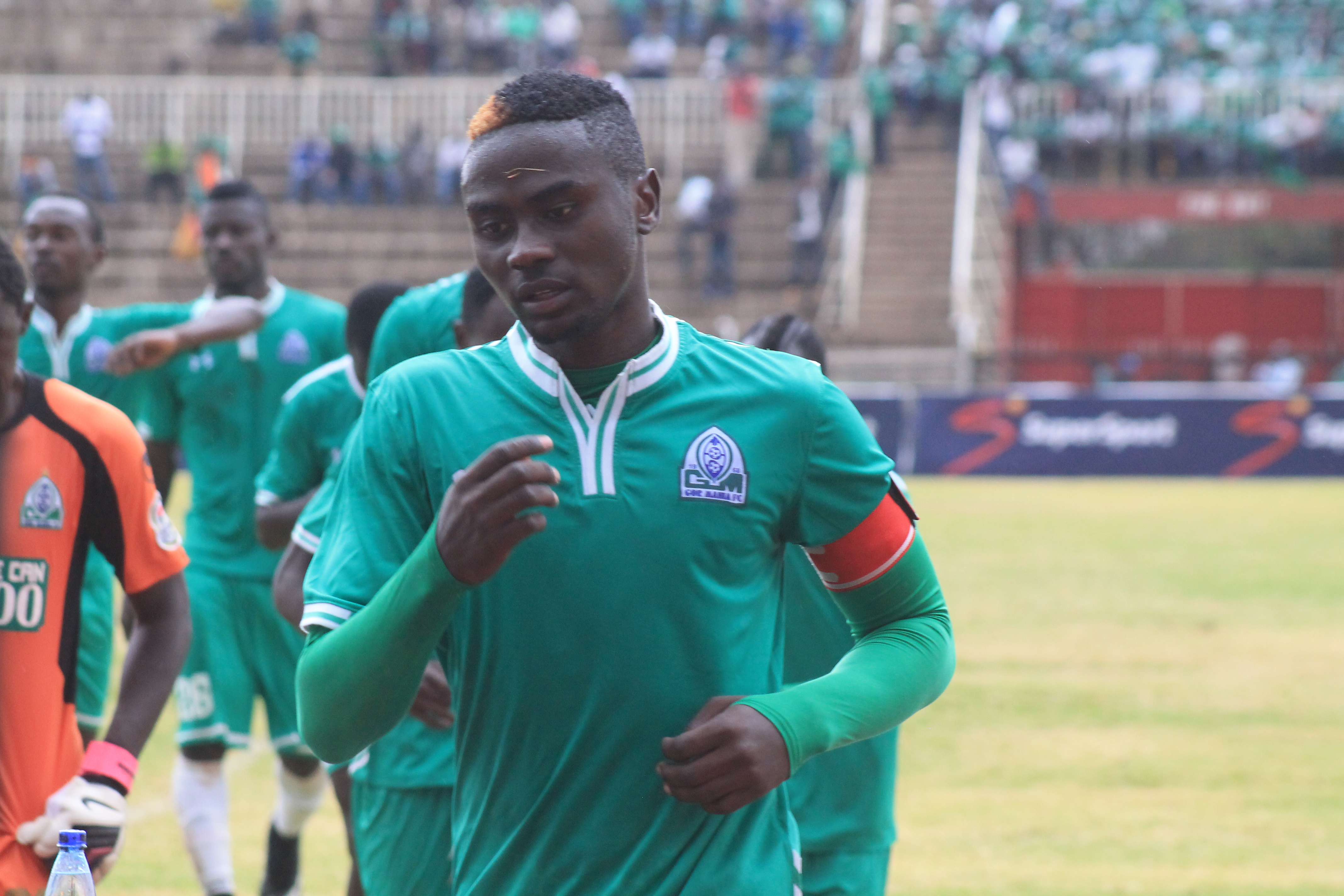 sow - Meet Kenyan Footballers Who Have Jaw-Dropping Hairstyles (PHOTOS)