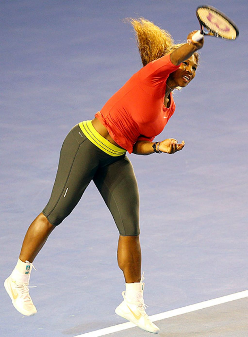 Check Out Serena Williams Sexy Masculine Photos (PHOTO GALLERY) - Mpasho  News
