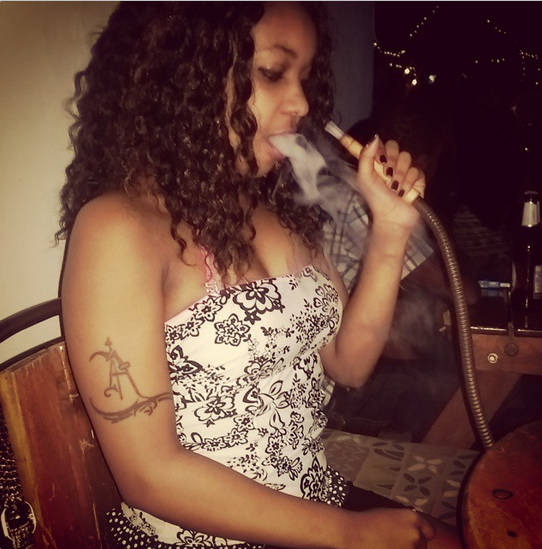 vanessa 4 - Meet The Kenyan Queens Of Shisha-Smoking (PHOTOS)