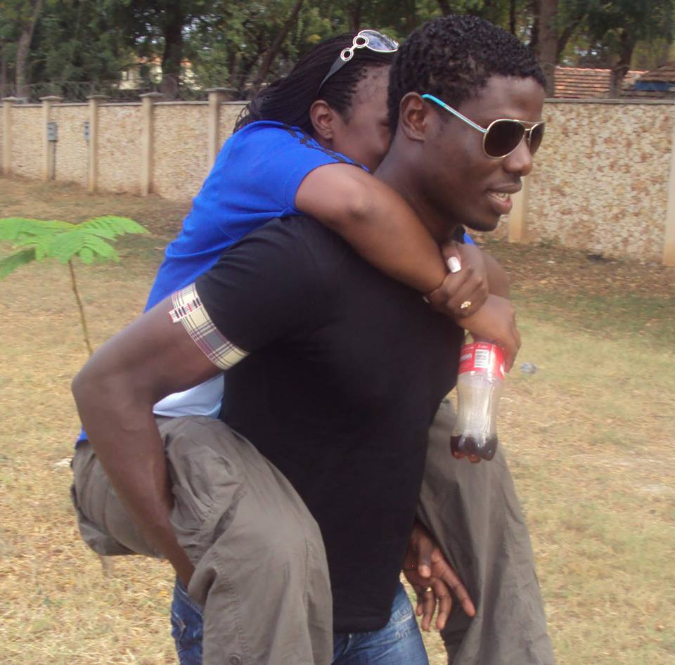 brenda 71 - Meet The Only Kenyan Journalist Who Is Married To A Famous Footballer (PHOTOS)