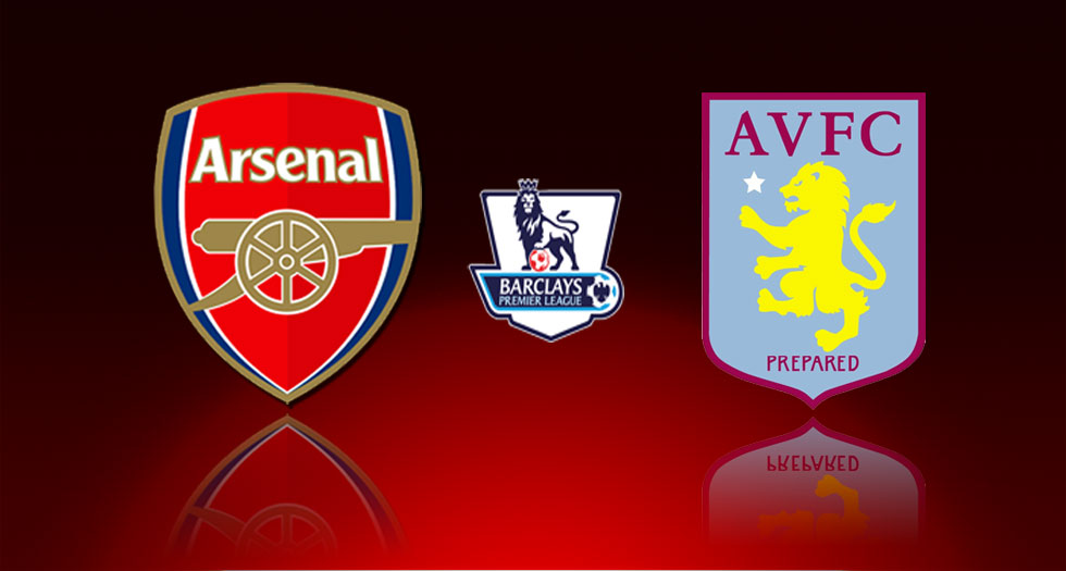 Arsenal-v-Aston-Villa