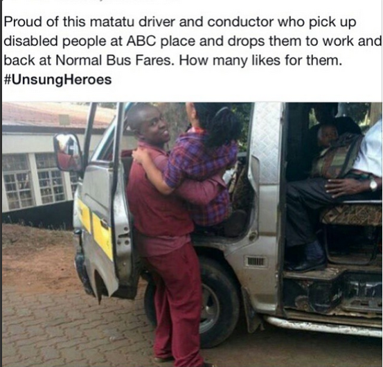 DADDY OWEN - What Daddy Owen Intends To Do For The Matatu Crew That Left Everyone Talking