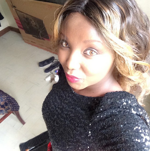 kate 2 - 5 Kenyan Female Celebrities Who Look Horrible In Wigs And Weaves (PHOTOS)
