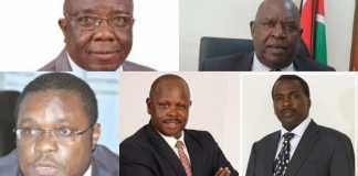 County Governors