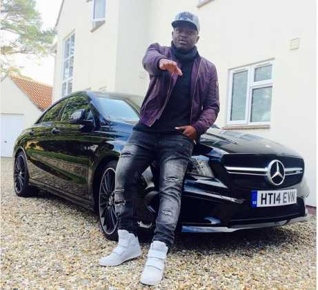 Harry Wanyama4 461x420 - The Fabulous Lifestyle Of Victor Wanyama's Younger Brother (PHOTOS)