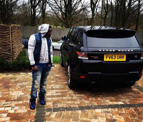 Harry Wanyama7 494x420 - The Fabulous Lifestyle Of Victor Wanyama's Younger Brother (PHOTOS)