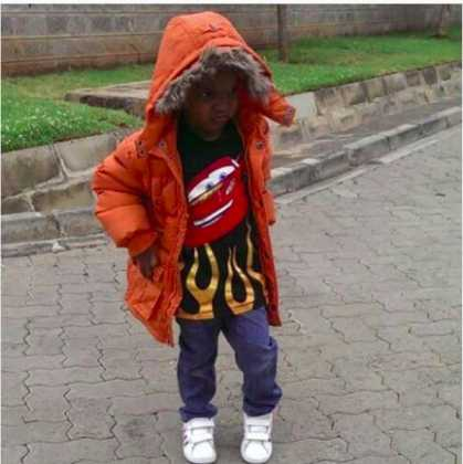 Lulu Hassan104 419x420 - From Lilian Muli To Lulu Hassan: Favorite TV Anchors With Their Children