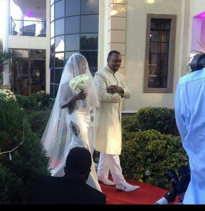814417368 116300 - 'I'm not a pastor!' Vanessa Kiuna speaks after she was trolled for 'nude' gown