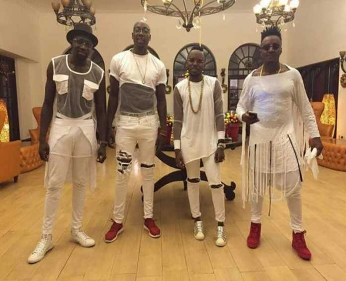 sauti sol fashion fail