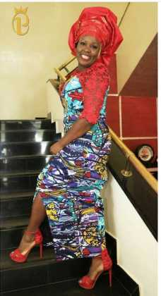 Kathy Kiuna 42 228x420 - Photos Of Kathy Kiuna's Shoes Which Can Pay Your Rent For A Whole Year