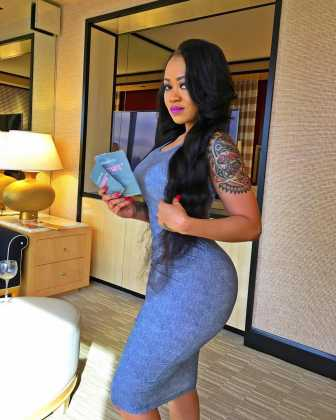 vera sidika 34 336x420 - Pesa Ni Sabuni! Photos Of Vera When She Was Broke And Shy Emerge