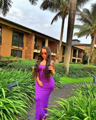 vera sidika hips 336x420 - Pesa Ni Sabuni! Photos Of Vera When She Was Broke And Shy Emerge