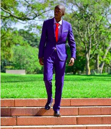 Njugush Actor 364x420 - Who Knew Comedian Njugush Could Look This Dapper In A Suit?