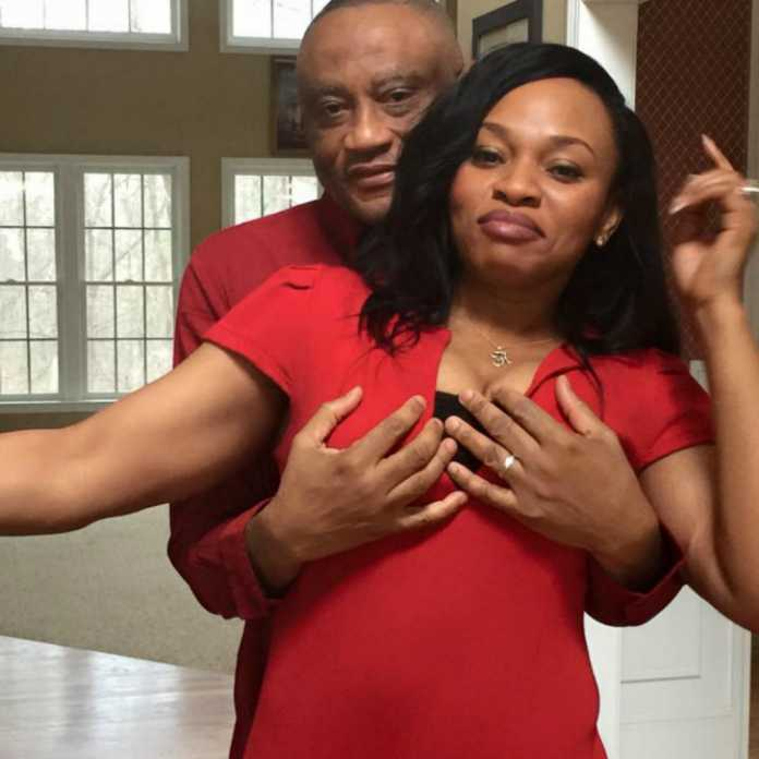 Pastor Caught On Camera Squeezing The Life Out Of His Wife's Breasts  (PHOTOS)