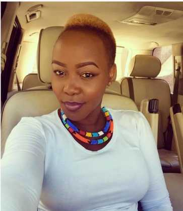 TerryAnne Chebet1 363x420 - 10 Photos That Prove That TerryAnne Chebet Looks Better With Short Hair