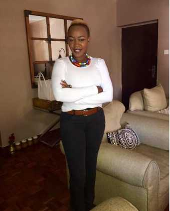 TerryAnne Chebet2 339x420 - 10 Photos That Prove That TerryAnne Chebet Looks Better With Short Hair
