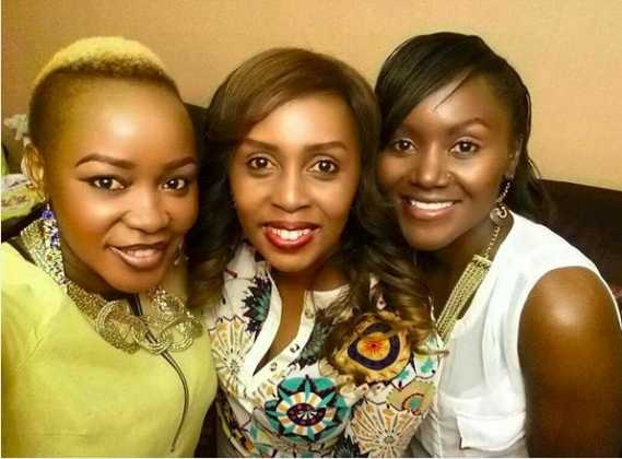 TerryAnne Chebet4 569x420 - 10 Photos That Prove That TerryAnne Chebet Looks Better With Short Hair