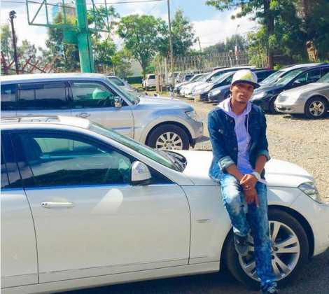 The Don10 470x420 - Meet The New Richest Male Musician In Kenya, His Lifestyle Will Blow You Away (PHOTOS)
