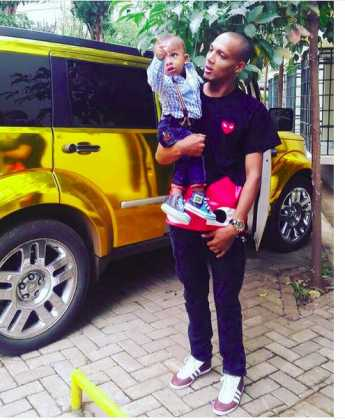 The Don2 345x420 - Meet The New Richest Male Musician In Kenya, His Lifestyle Will Blow You Away (PHOTOS)