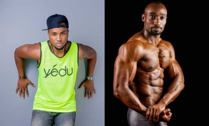 sexiest kenyan men 696x418 - 11 Kenyan Male Celebrities Who Look Like They Are Good In Lungula