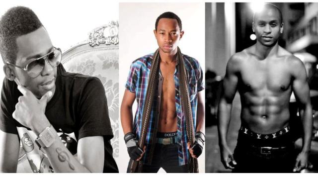 sexy kenyan actors1 - 11 Kenyan Male Celebrities Who Look Like They Are Good In Lungula