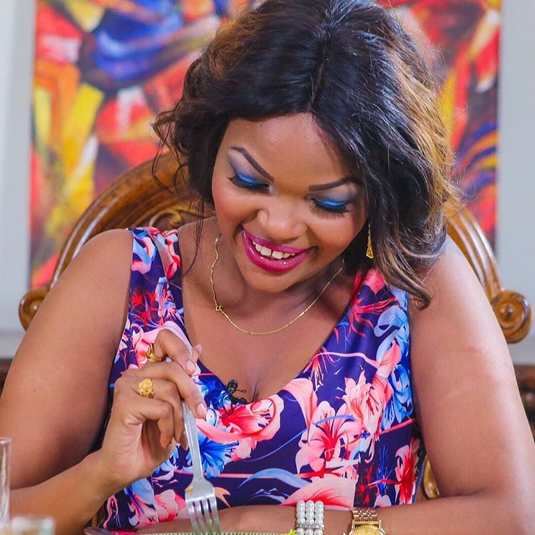 Image result for Wema Sepetu with babies
