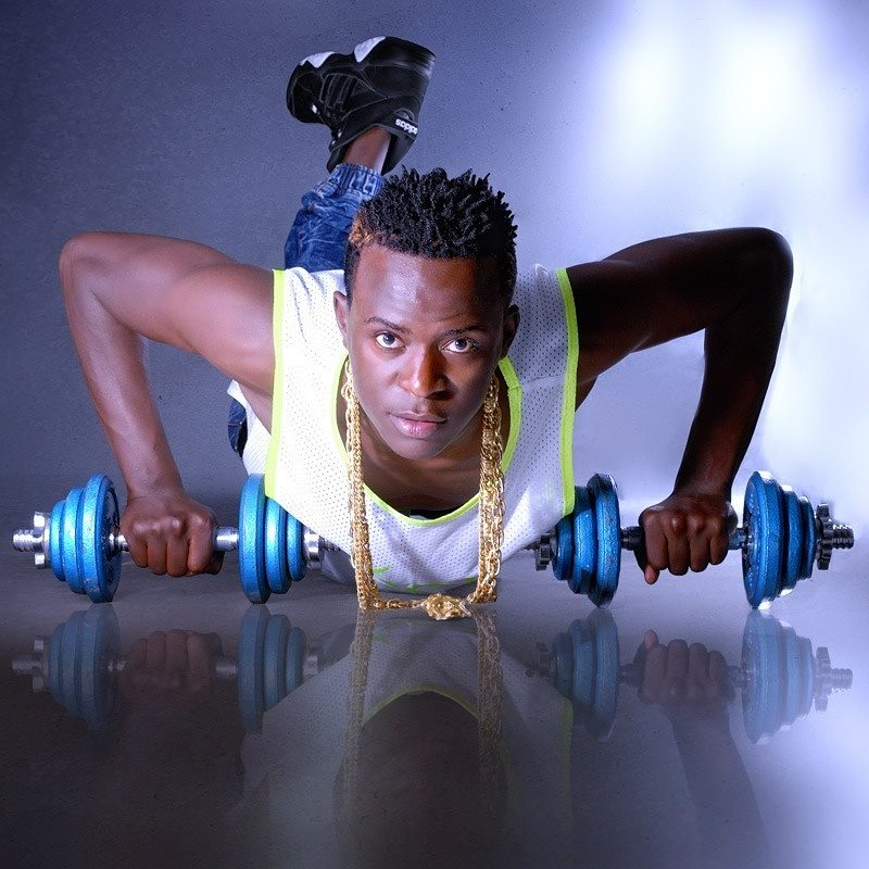 willy paul - 11 Kenyan Male Celebrities Who Look Like They Are Good In Lungula