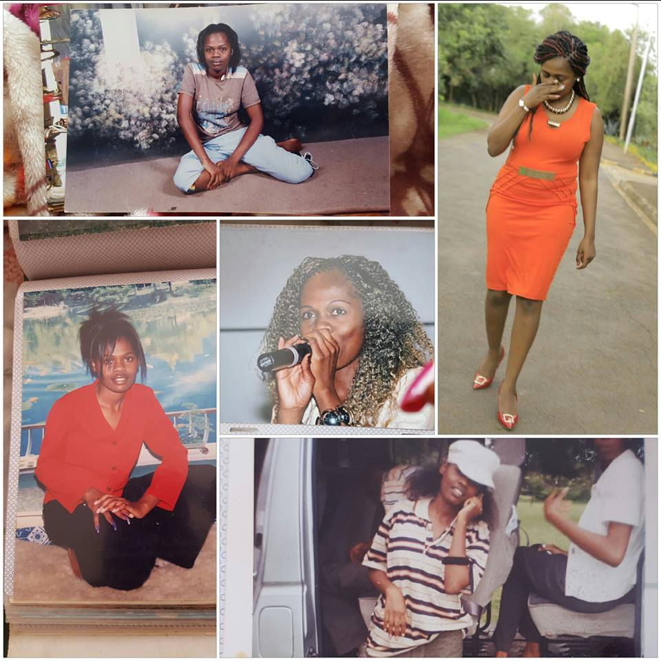 Betty Bayo Singer - Photos Of Kanyari's Ex-Wife Betty Bayo When She Was Broke And Ashy