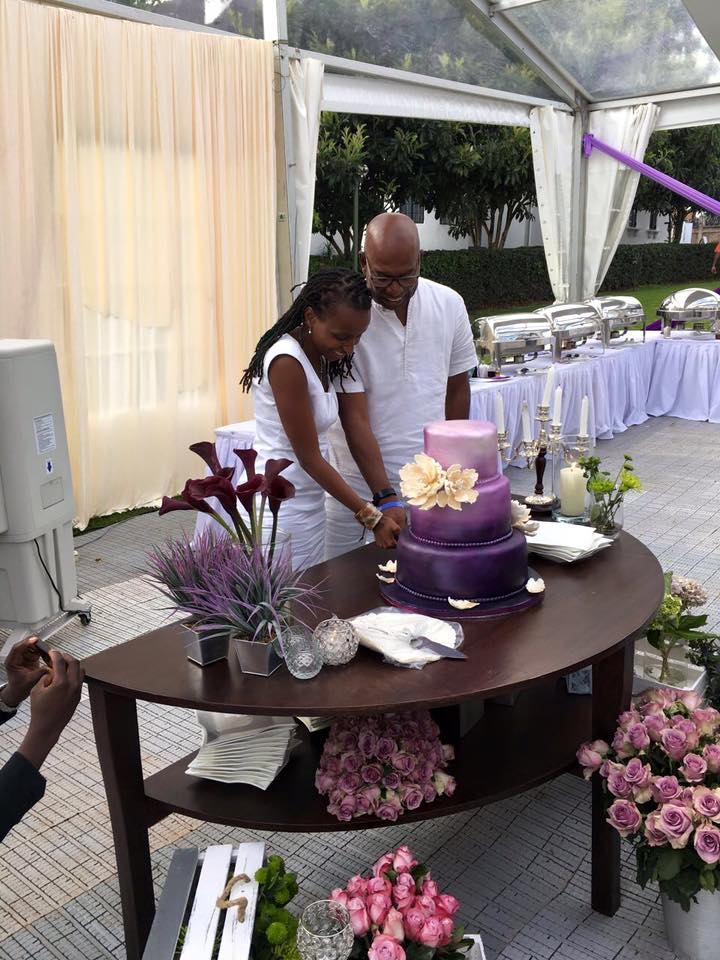 Bob Collymore31 - Bob Collymore's life moments that will bring tears to your eyes!