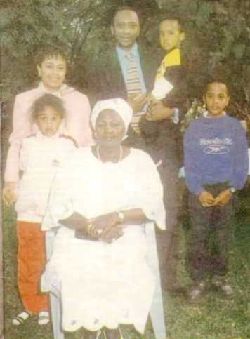 Uhuru 356x483 - Royal babies! Rare photo of Uhuru's kids, Ngina, Jomo and Jaba as toddlers