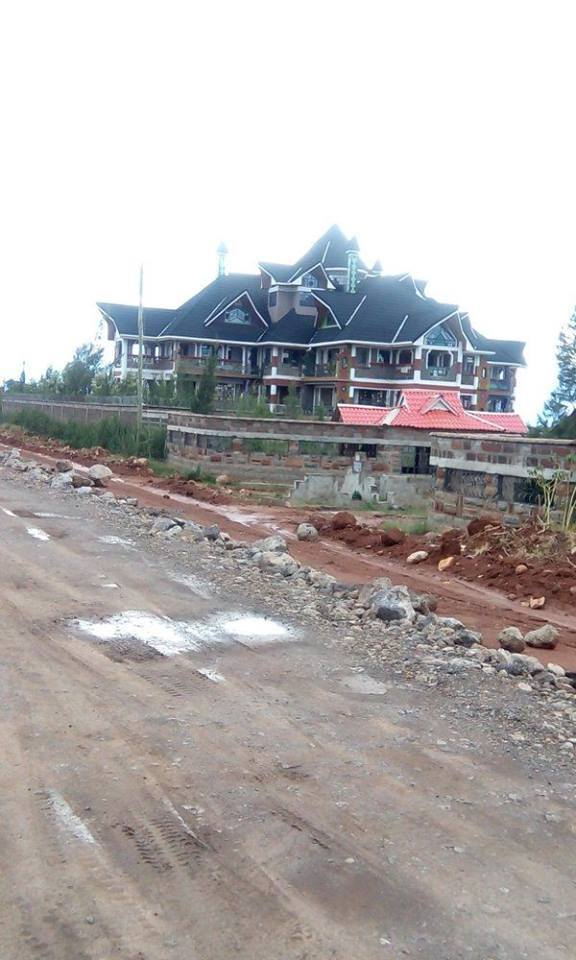 13240054 1117766831614080 7839075169601964612 n - Helicopter Of God Ministries Bishop Thomas Wahome's Expensive Mansion (PHOTOS)