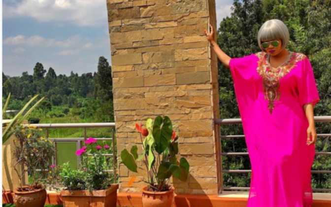 Vera Sidika 672x420 - Pesa Ni Sabuni! Photos Of Vera When She Was Broke And Shy Emerge